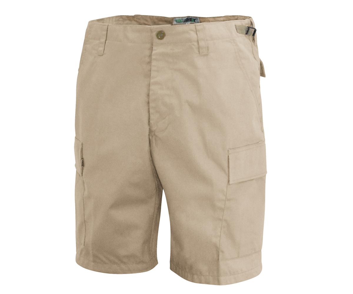 BDU Army Cargo Short Classic beige
