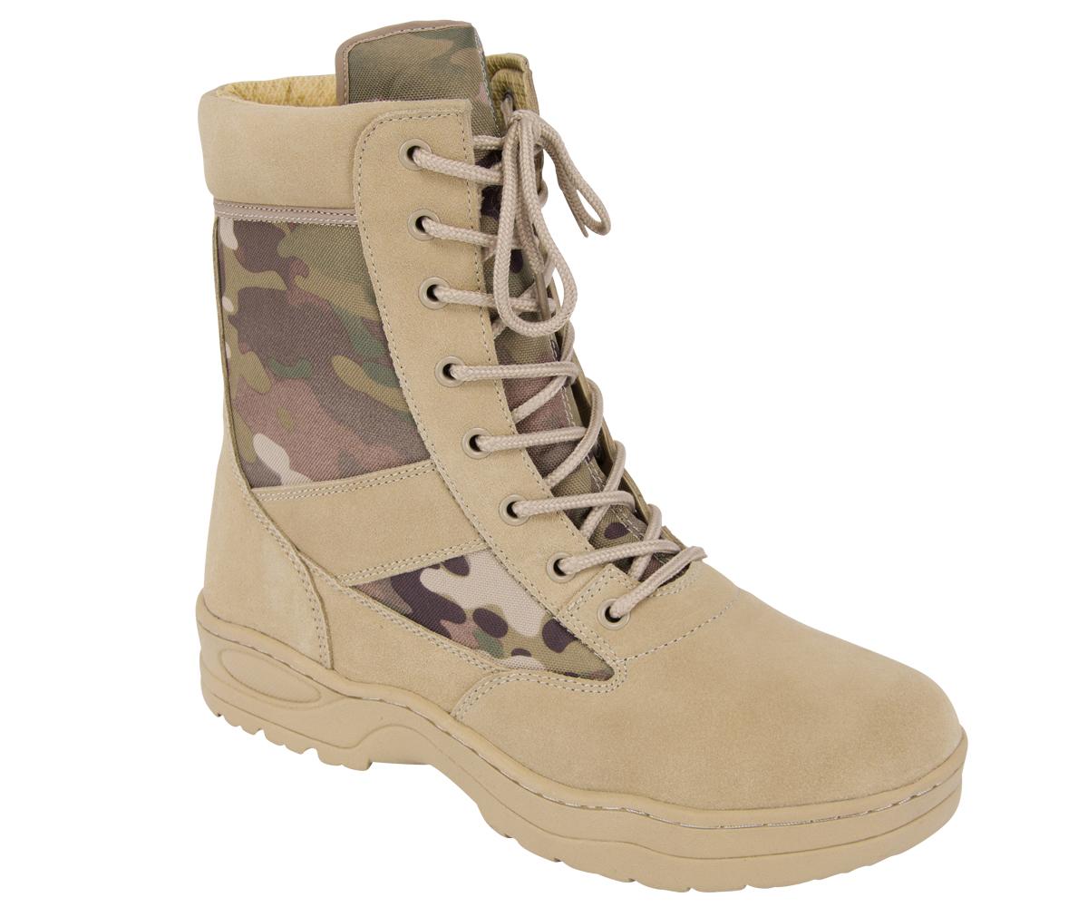 Outdoor Boots Desert TacOp