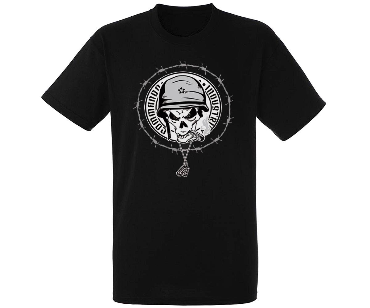 Commando Heroes Line T-Shirt 4