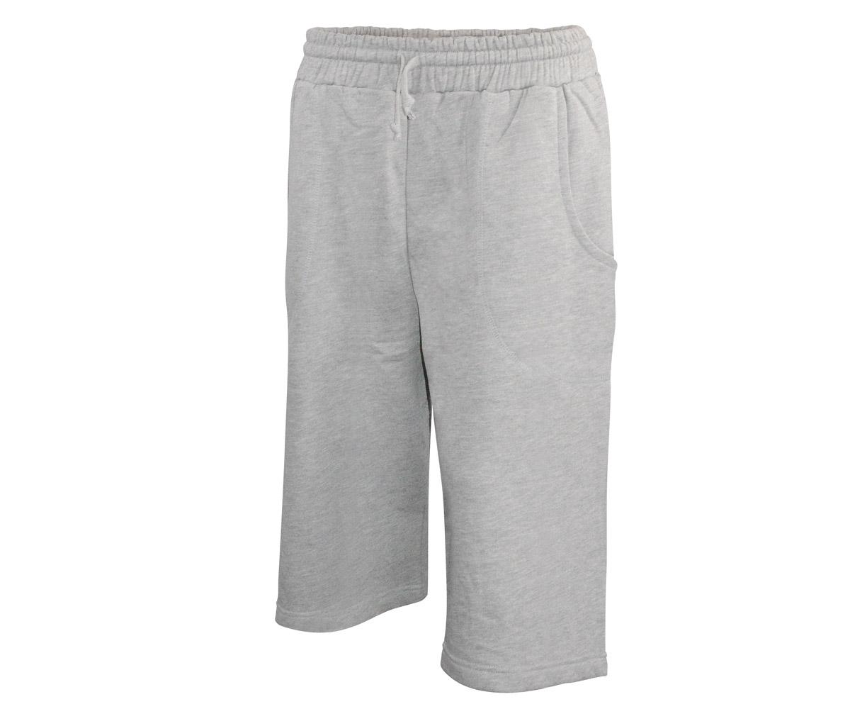Jam Short Active Wear grau meliert
