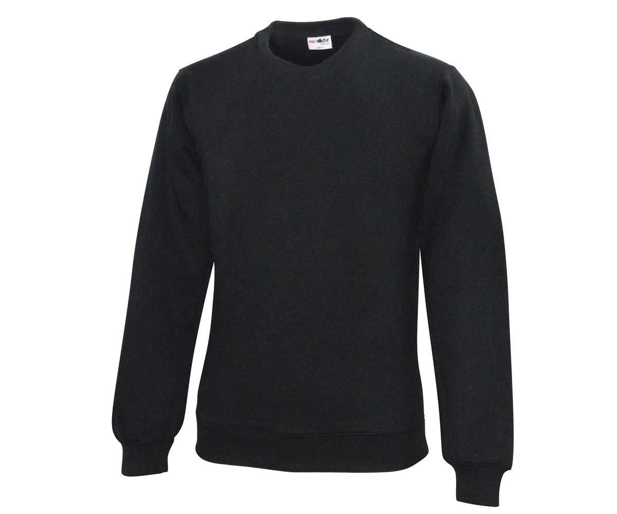 Active Wear Pullover schwarz