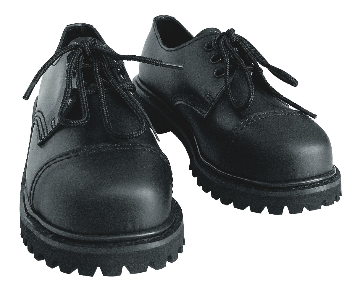 3 Loch Ranger Boots UK Gothic Style