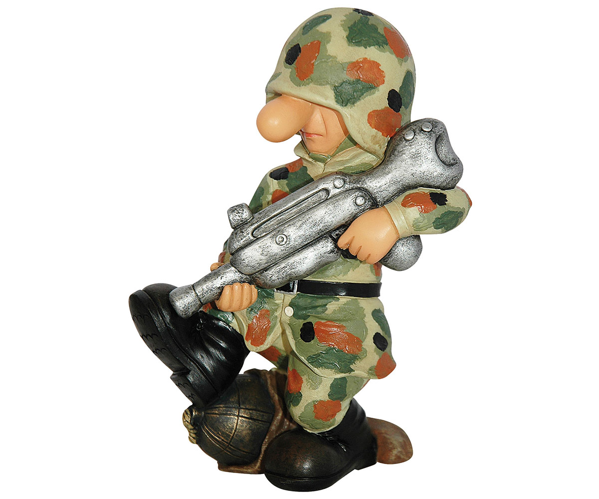 Fun Division Soldat Flecktarn SF3