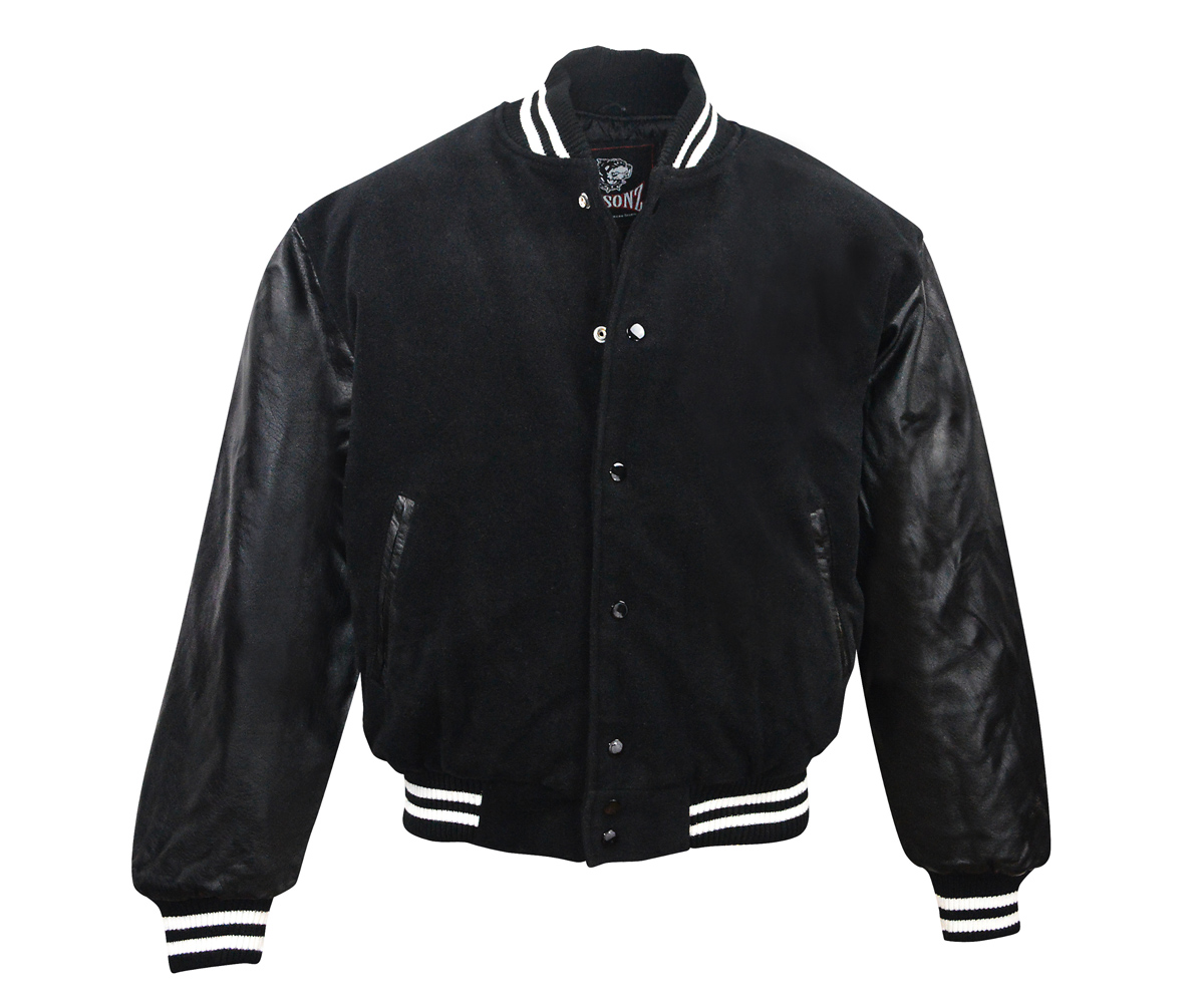 Baseball Jacke neutral schwarz