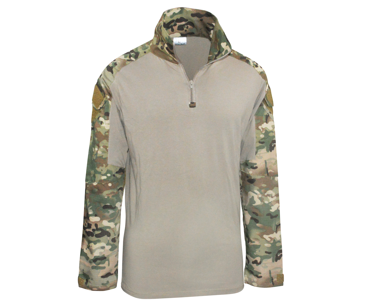 Tactical Langarm Shirt Tac OP camo