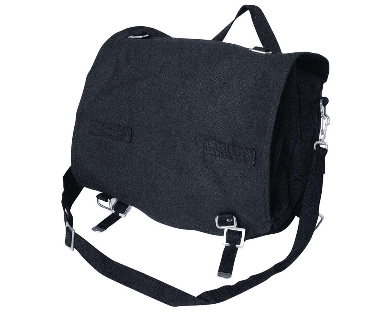 BW Kampftasche groß schwarz