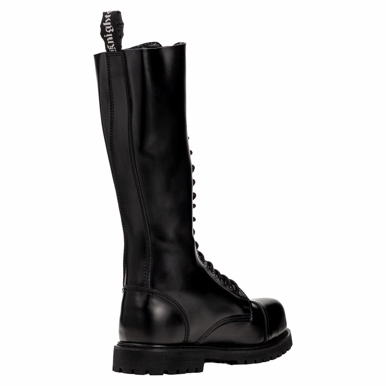20 Loch Ranger Boots UK Gothic Style