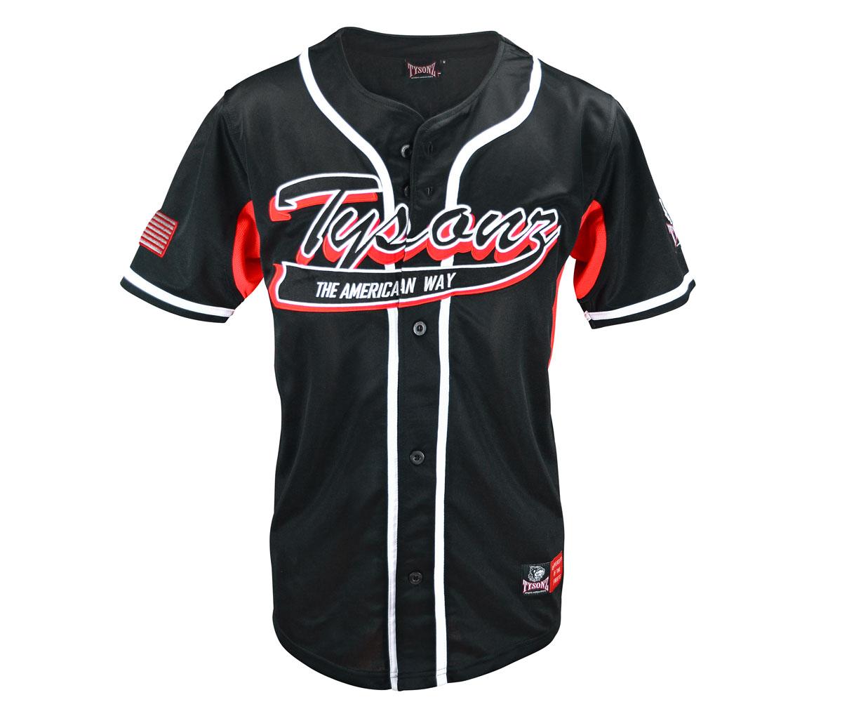 Kinder Tysonz American way Trikot Shirt 20
