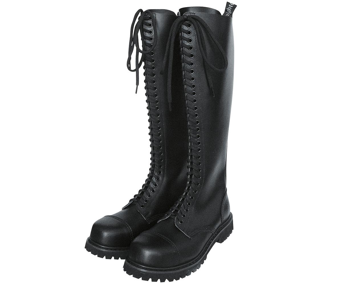 30 Loch Ranger Boots UK Gothic Style