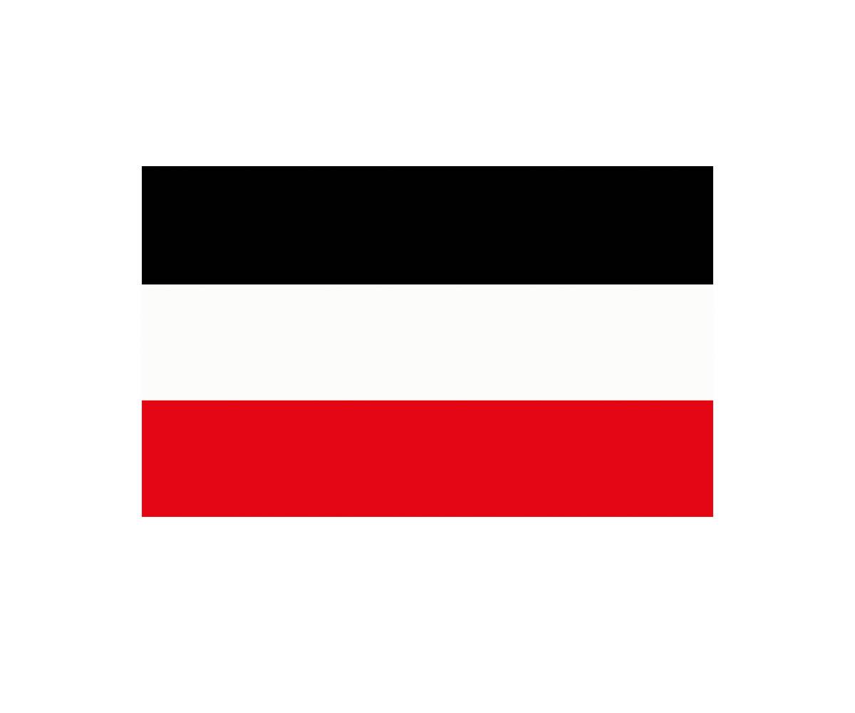 Fahne 150 x 250 cm Kaiserreich