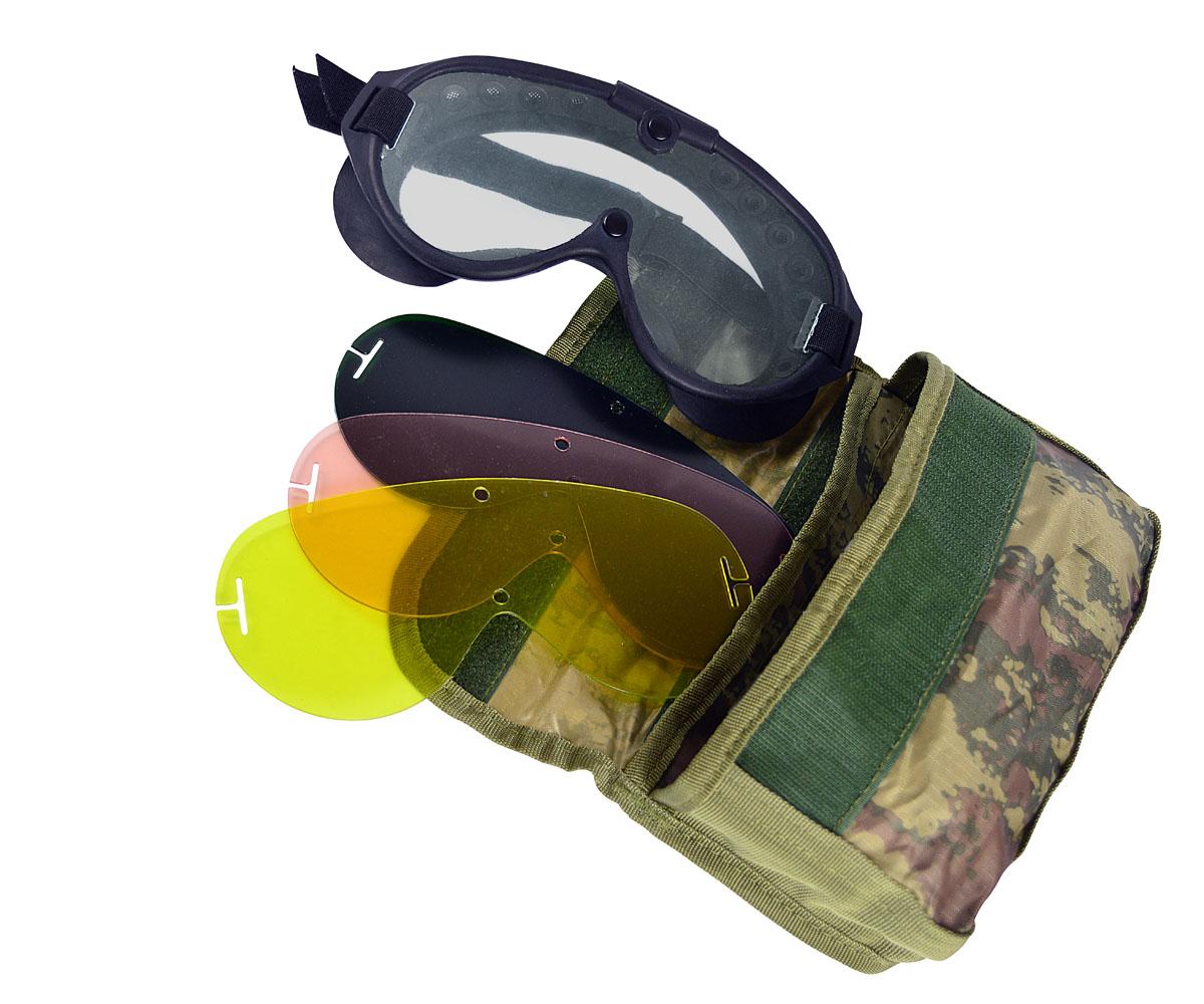 Taktische Schutzbrille Goggles