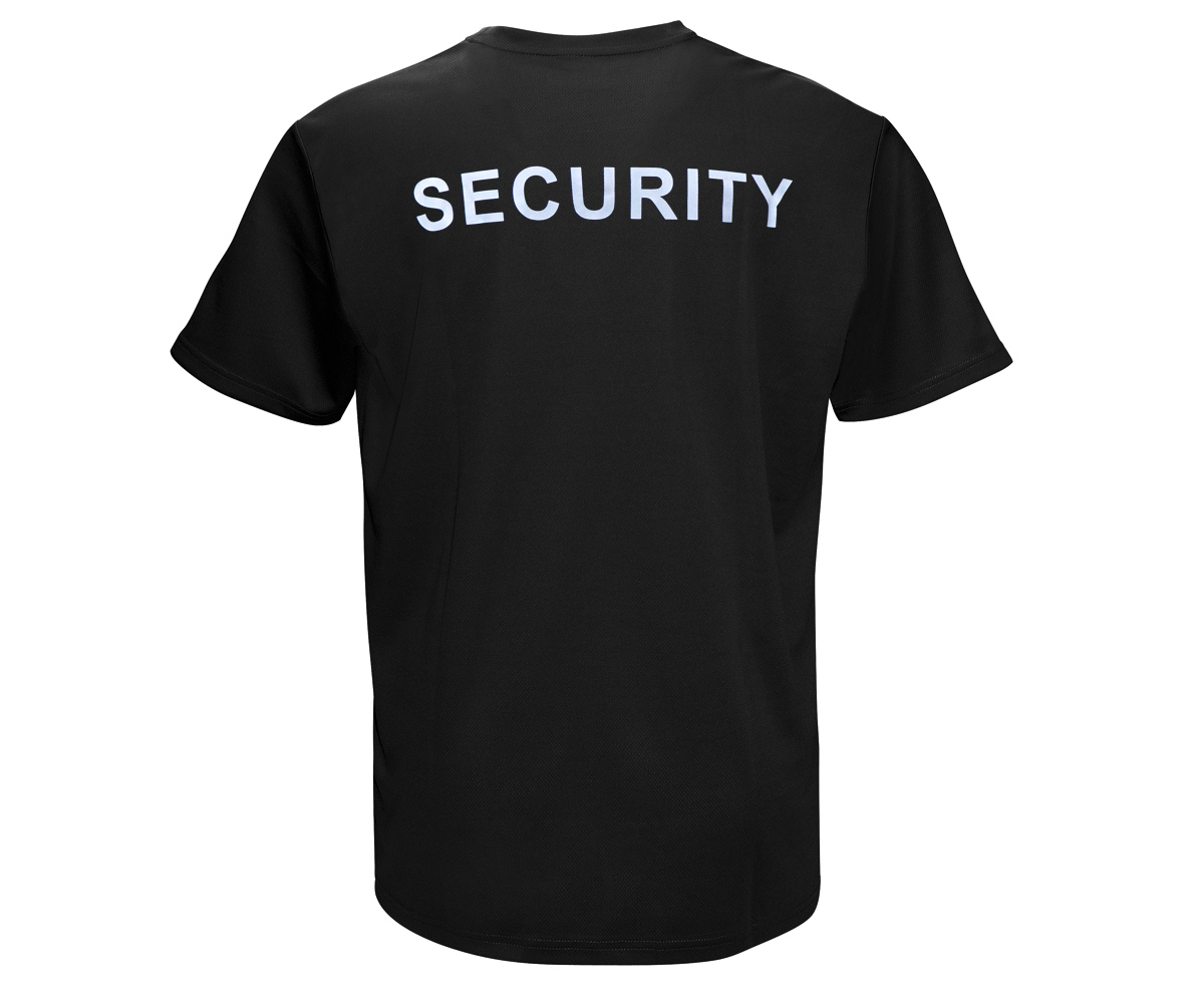 Security Funktions T-Shirt QuikDry