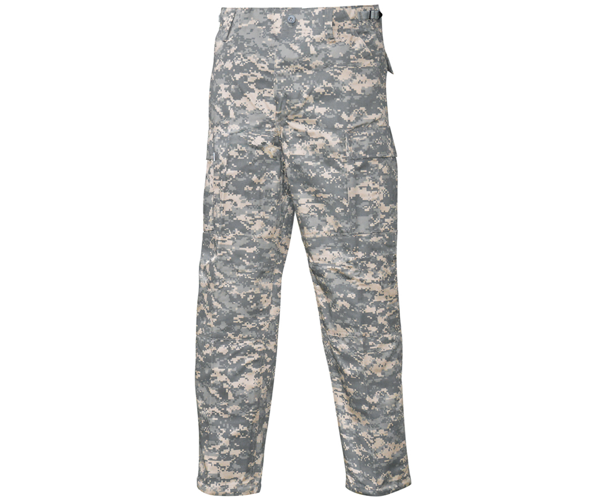 BDU Army Cargo Hose ACU Camo