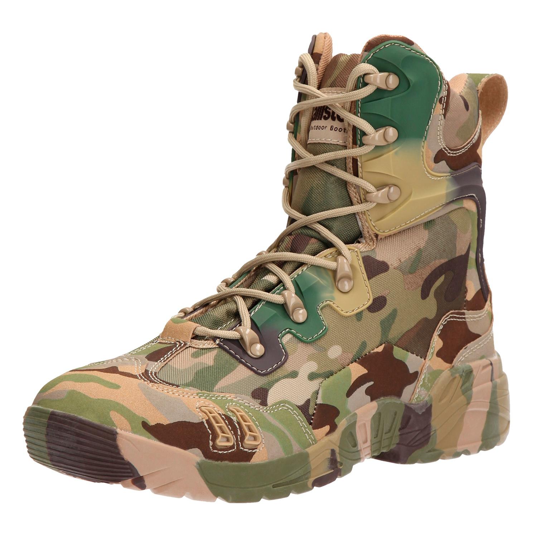 All Terrains Boots Parabellum