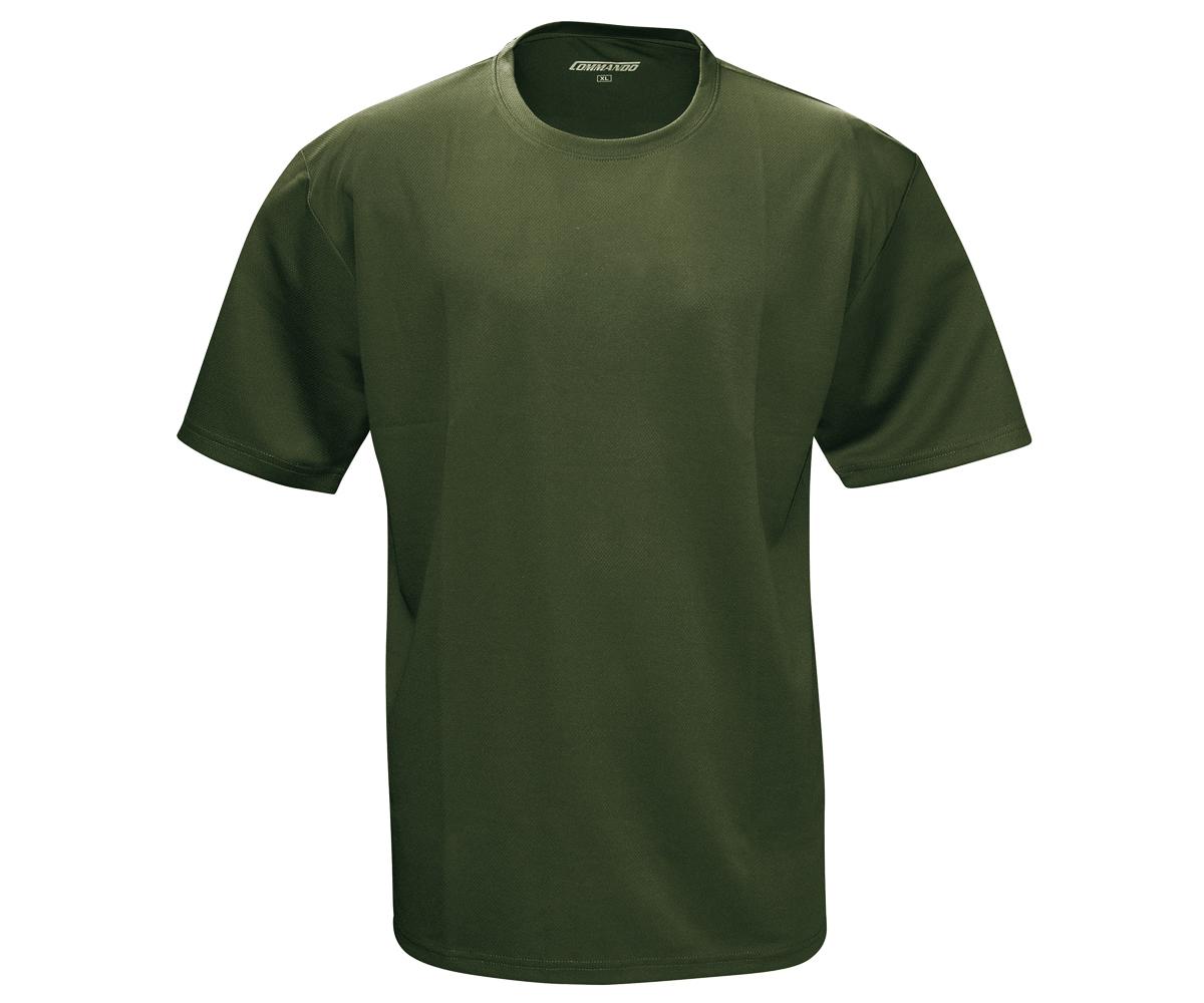 Tactical Funktions T-Shirt QuikDry oliv