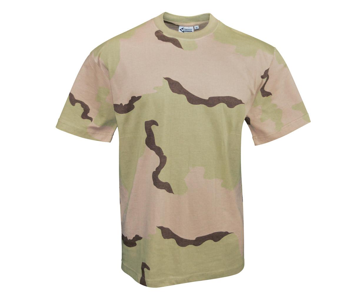 Tarn T-Shirt 3 color desert
