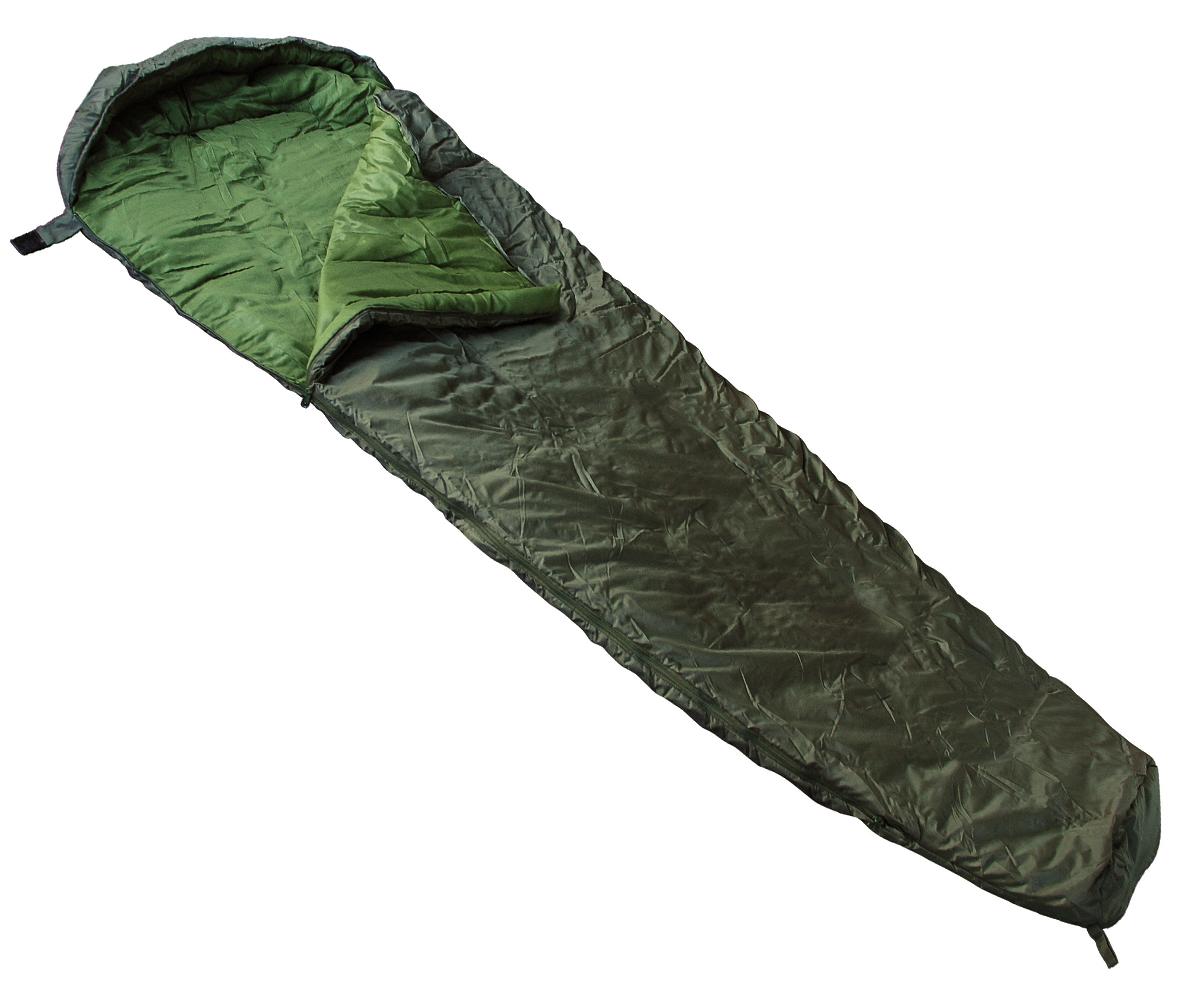Mumien Schlafsack Oliv