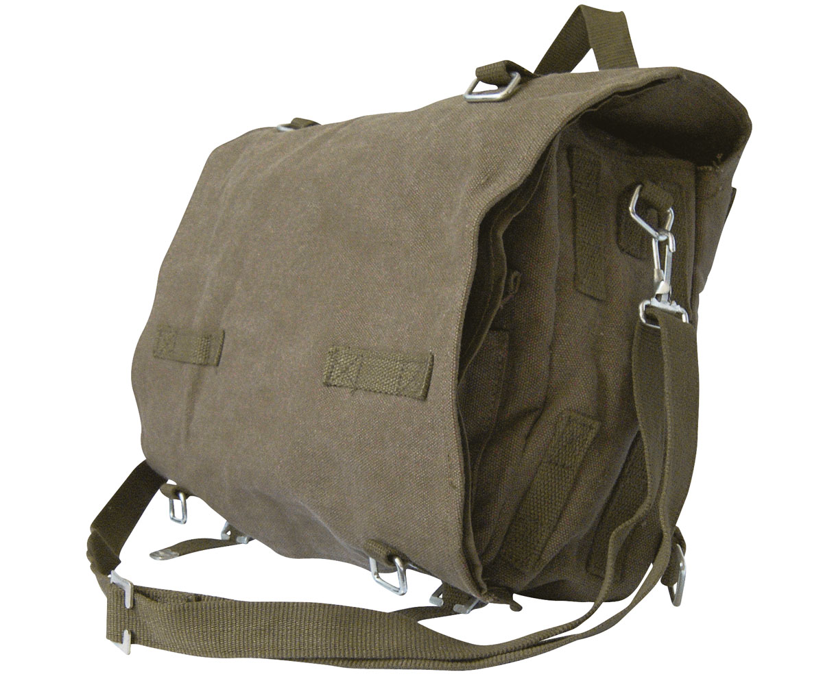 BW Kampftasche groß oliv