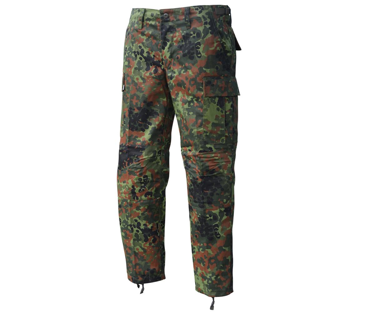 BDU Army Cargo Hose Flecktarn