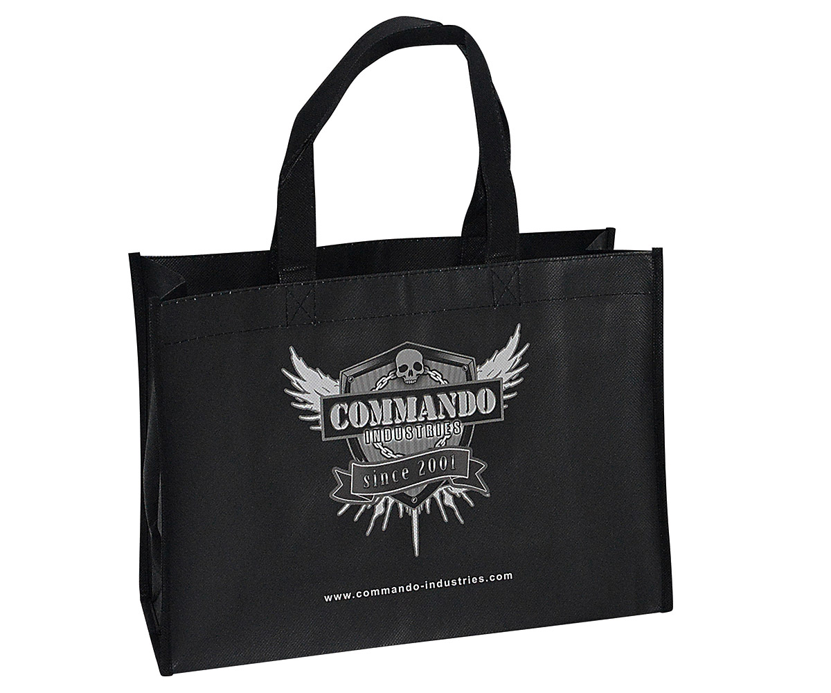 Commando Industries Shopping und Freizeit Tasche klein